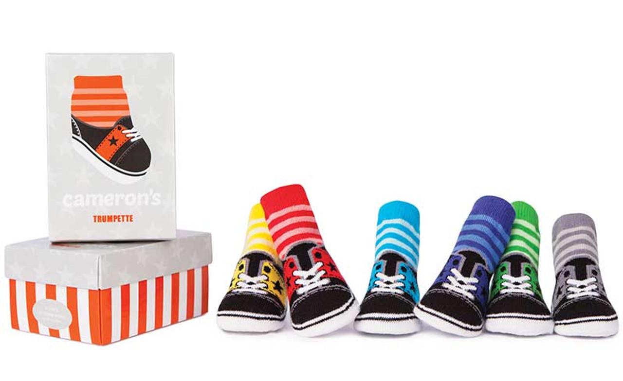 a2507c52f Cameron s Baby Socks