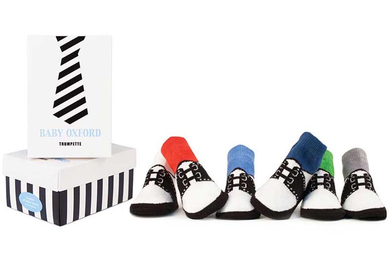 650d4805f Baby Oxfords Baby Socks