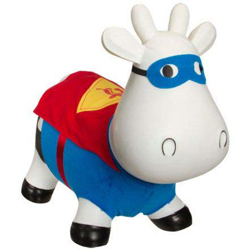 Super Hero Costume for Howdy Cow - Angle