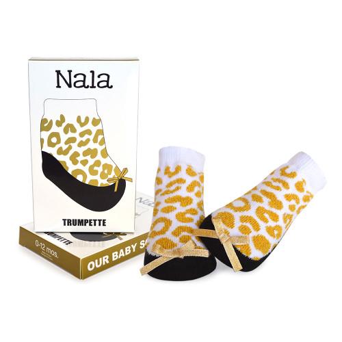 Trumpette Nala Socks, 0 - 12 Months, 1 Pair
