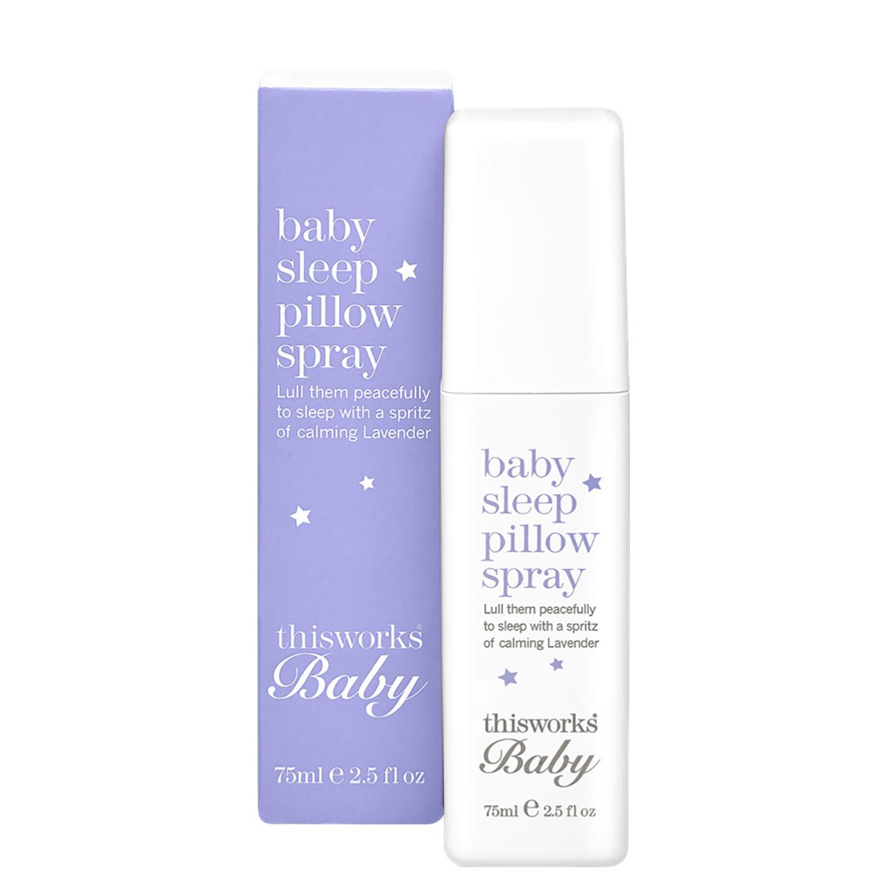 this works Baby Sleep Pillow Spray