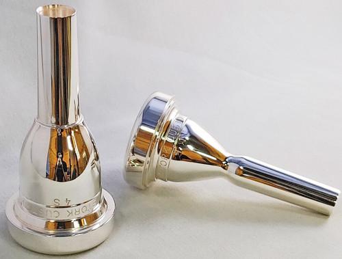 Custom BT#4 Trombone Mouthpiece
