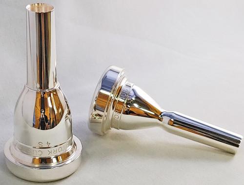 Custom BT#1.25 Trombone Mouthpiece