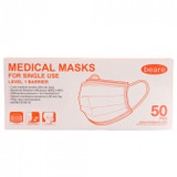 Beare 3-Ply Disposable Face Mask - 10 Pack