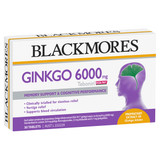Blackmores Ginkgo online at Blooms The Chemist
