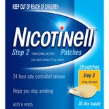 Nicotinell Patches 14mg Step 2 - 28 Pack