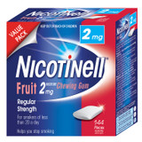 Nicotinell Gum Fruit 2mg - 144 Pack 2