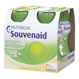 Souvenaid Vanilla 125ml - 4 Pack by Blooms The Chemist