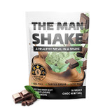 The Man Shake Choc Mint 840g at Blooms The Chemist