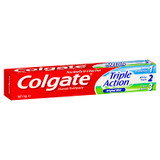 Colgate Triple Action Original Mint Toothpaste 110g at Blooms The Chemist