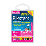 Piksters Interdental Brush Size 00 Pink 40 Pack at Blooms The Chemist