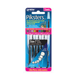 Piksters Interdental Brush Size 7 Black 7 Pack at Blooms The Chemist