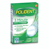 Polident Daily Denture Cleanser Fresh Active 36 Tablets at Blooms The Chemist