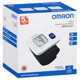 Omron HEM6161 Wrist Blood Pressure Monitor at Blooms The Chemist