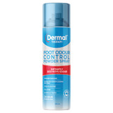 Dermal Therapy Foot Odour Control Powder Spray 210mL at Blooms The Chemist