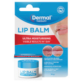 Dermal Therapy Lip Balm Ultra Moisturising 10g at Blooms The Chemist