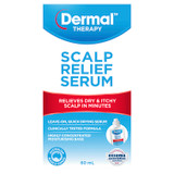 Dermal Therapy Scalp Relief Serum 60mL at Blooms The Chemist