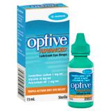 Optive Eye Drops Advanced 15ml at Blooms The Chemist