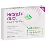 Bronchodual Cough Pastilles 20 Pack at Blooms The Chemist