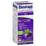 Dimetapp Cough Cold & Flu Kids Syrup 2yrs+ 200ml