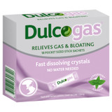 Dulcogas 125mg Dulcolax Sachlets 18pk at Blooms The Chemist