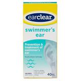 Earclear Swimmers Ear Treatment Drops 40ml