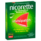 Nicorette 16hr Invisipatch Step 1 25mg 7 Pack at Blooms The Chemist