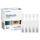 Refresh Plus Eye Drop Vials 30 Pack at Blooms The Chemist