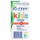 Zyrtec Allergy & Hayfever Kids Fast Acting Liquid 75mL - Banana Flavour