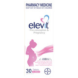 Elevit Pre-conception and Pregnancy Multivitamin Tablets 30 pack (30 days)