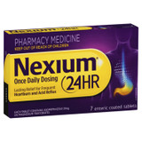 Nexium 24HR Once Daily Dosing Tablets 20mg - 7 tablets