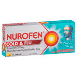 Nurofen Cold & Flu 24 Tablets