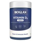 Bioglan Vitamin D3 1000IU 250s