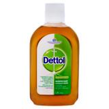 Dettol Antiseptic Antibacterial Disinfectant Liquid 125mL
