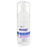 Benzac Daily Facial Foam Cleanser 130mL, For Acne-Prone Skin