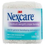 Nexcare Medium Crepe Bandage, 5cm x 1.6m