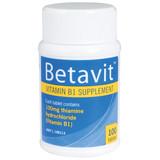 Betavit Vitamin B1 in Australia at Blooms The Chemist