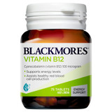 Blackmores Vitamin B12 online at Blooms The Chemist
