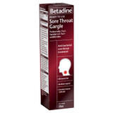Betadine Sore Throat Gargle online at Blooms The Chemist