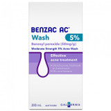 Benzac AC Wash online at Blooms The Chemist