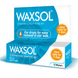 Waxsol Ear Drops online at Blooms The Chemist