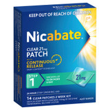 Nicabate Clear Patches in Australia at Blooms The Chemist