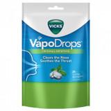 Vicks VapoDrops Original Menthol online at Blooms The Chemist