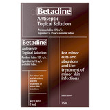 Betadine Topical Solution online at Blooms The Chemist