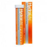 Hydralyte Electrolyte Effervescent Orange - 20 Tablets