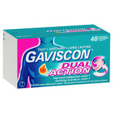 Gaviscon Dual Action Tablets in Australia at Blooms The Chemist