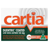 Cartia 100mg Online at Blooms the Chemist