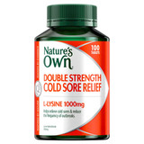 Nature's Own Double Strength Cold Sore Relief by Blooms The Chemist