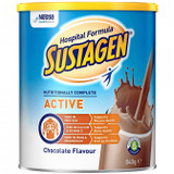 Sustagen Hospital Formula Active Chocolate 840g by Blooms The Chemist