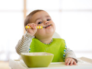 Fifteen-Month-Old Baby: Sleeping And Eating